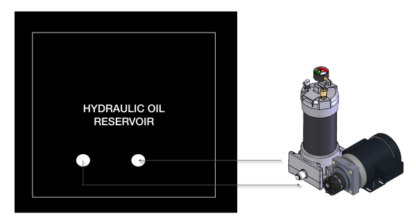 Oms Hydraulic Oil Solution